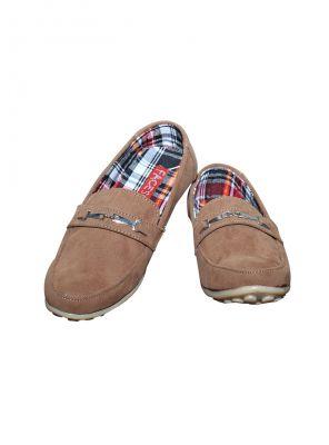 Buy Port Rockstar Brown Loafer online