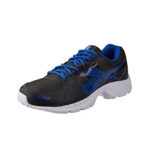 Buy Reebok Mens Top Speed V69076 Blue And Grey Running Sports Shoes online