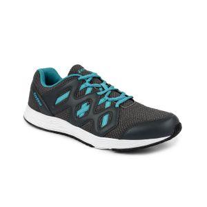 Buy Lotto Sleek Grey & Sky Blue Mens Running Sport Shoes Ar4703-141 online
