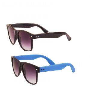 Buy Combo Of 2 Fast Fox Attractive Wayfarer Sunglass online