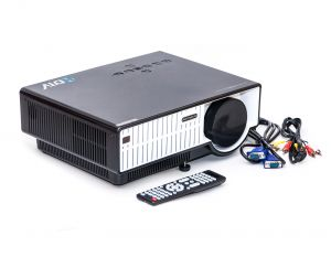 Buy Xelectron 150' Uc-104 HD 2500 Lumens LED Projector online