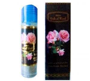 Buy Tausif Collection Of Attar Ruh-al-ward (rose) Natural Perfumes 8 Ml online