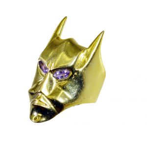 Buy Riyo Gemstone 18kt Gold Plated Bat Ring Gprbat70-130011 online