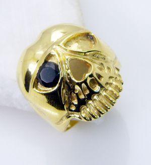 Buy Riyo Black Onyx Rhodium Plate Nice Ring Sz 8 Gprbon8-6081 online