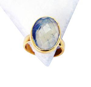 Buy Riyo Prehnite 18-kt Y Gold Fashion Nice Ring Sz 6 Gprpre6-60013 online