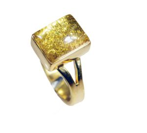Buy Riyo Sunstone Gold Plated Indian Toe Ring Jewelry Sz 5.5 Gprsun5.5-78042 online