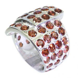 Buy Riyo Garnet Wholesale Silver Uk Jaipur Jewellery Sz 7 Srgar7-26076 online