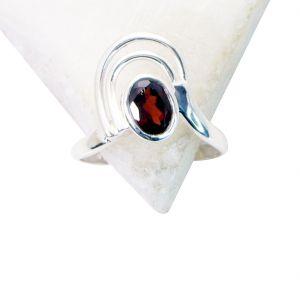 Buy Riyo Garnet Silver Jewellery Sets Cameo Ring Sz 7.5 Srgar7.5-26136 online