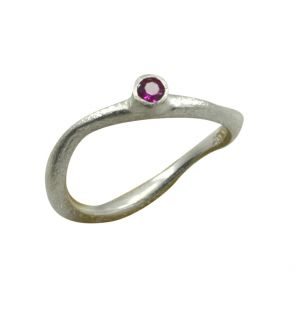 Buy Riyo Gemstone 925 Solid Sterling Silver Whimsical Ring Srmul55-52066 online