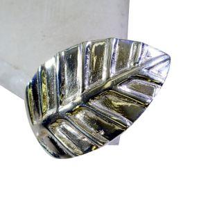 Buy Riyo Plain Silver Gemstone Jewellery Silver Ring Band Sz 6.5 Srmul6.5-52018 online