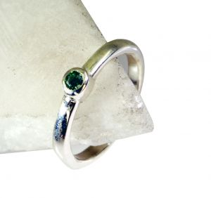 Buy Riyo Gemstone Silver Indian Jewelry Large Silver Ring Sz 6.5 Srmul6.5-52020 online