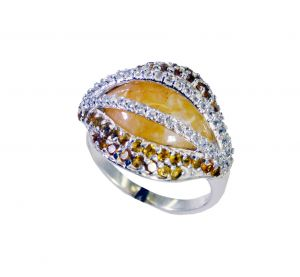Buy Riyo Gemstone Silver Online Shopping Silver Ring Set Sz 7 Srmul7-52054 online