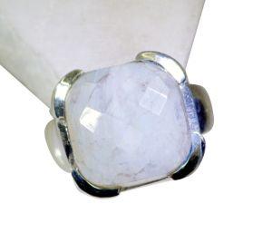 Buy Riyo Rainbow Silver Websites Engagement Ring Sz 8 Srrmo8-64007 online