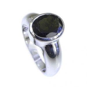 Buy Riyo Tourmaline Wholesale Gemstone Silver Ring Band Sz 5.5 Srtou5.5-84017 online