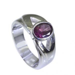 Buy Riyo Tourmaline Baby Silver Jewellery Gemstone Sz 6.5 Srtou6.5-84063 online