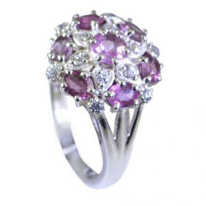 Buy Riyo Tourmaline Buy Silver Jewelry Mori Ring Sz 7 Srtou7-84080 online