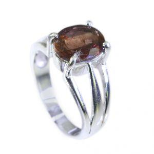 Buy Riyo Tourmaline Silver Jewellery Gimmal Ring Sz 7 Srtou7-84087 online