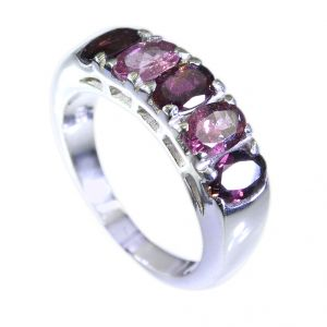 Buy Riyo Tourmaline Contemporary Designers Friendship Ring Sz 7 Srtou7-84104 online