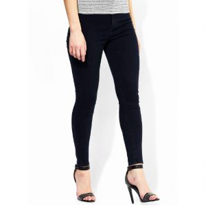 Buy Masterly Weft Slim Fit Black Jeans For Women D-girl-1a online