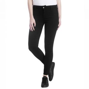 Buy Masterly Weft Slim Fit Black Jeans For Women D-girl-1g online