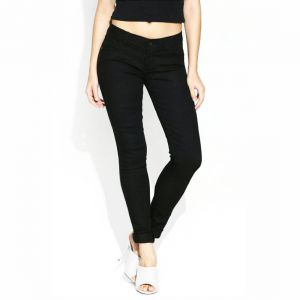 Buy Masterly Weft High Class Black Jeans For Women D-girl-1h online
