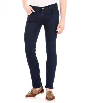 Buy Masterly Weft Trendy Dark Blue Jeans D-jen-2a-1 online