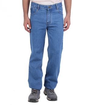 Buy Masterly Weft Trendy Blue Jeans online