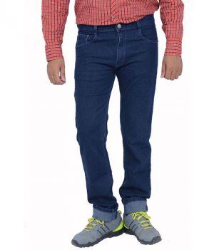 Buy Masterly Weft Trendy Dark Blue Jeans D-jen-4d online