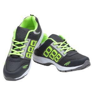 Buy Firemark Men's Running Sport Shoes (aero-888-green-27_6) online