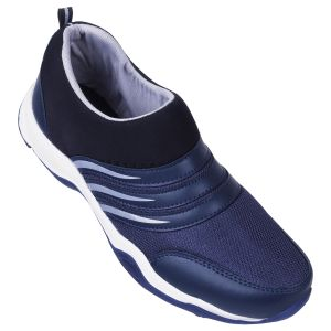 Buy Firemark Sports Navy Running Shoes online