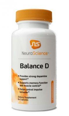 Buy Neuroscience Balance D 60 Capsules online
