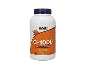 Buy Now Foods C-1000 Capsules, 250 Capsules online