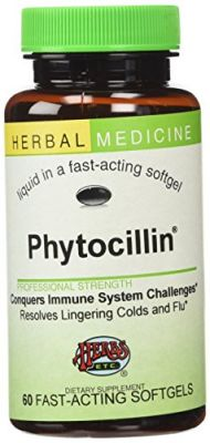 Buy Herbs Etc - Phytocillin - 60 Softgels online
