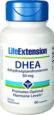 Buy Life Extension Dhea 50 Mg, 60 Capsules online