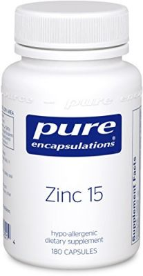 Buy Pure Encapsulations - Zinc 15 - 180