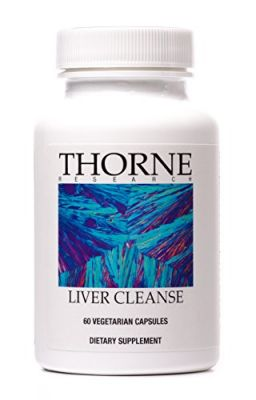 Buy Thorne Research - Liver Cleanse 60 Vegicaps online