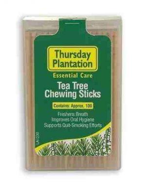 Buy Tea Tree Chewing Sticks 6 Pack(s) online