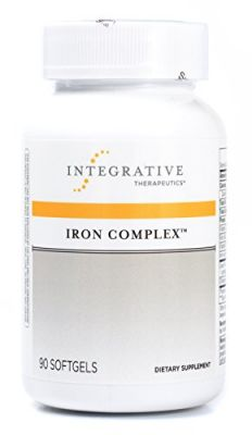Buy Integrative Therapeutics Iron Complex, 90 Softgels online
