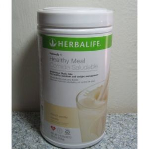 Buy Herbalife Formula 1 Shake Mix - French Vanilla (750g) online