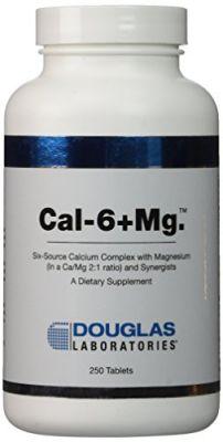 Buy Douglas Labs - Cal-6 + Mg 250 Tablets online