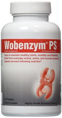 Buy Wobenzymn Ps Revised 180