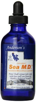 Buy Andersons Concentrated Mineral Drops, 4 Ounce online