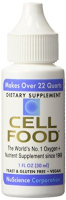 Buy Original Cellfood - Case Of 5 Bottles 1 Fl Oz online