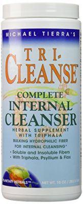 Buy Planetary Herbals Tri-cleanse Internal Cleanser Powder, 10 Oz online