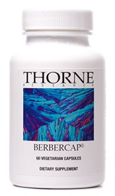 Buy Thorne Research - Berbercap - 60 Vegetarian Capsules online