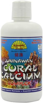 Buy Dynamic Health Coral Calcium Complex, 32 Ounce online