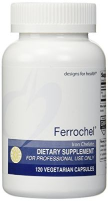 Buy Ferrochel Iron Chelate 120 Capsules [health And Beauty] online