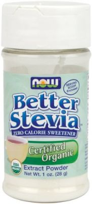 Buy Now Foods Stevia White Extract Powder 1 Ounces online