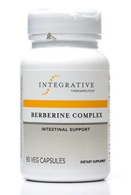 Buy Integrative Therapeutics Berberine Complex, 90 Veg. Capsules online