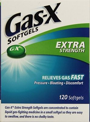 Buy Gas X Extra Strength Antigas Simethicone 120 Softgels online